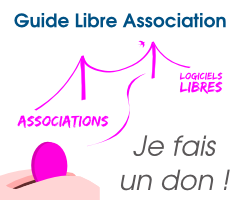 Guide libreassociation. Je fais un don.